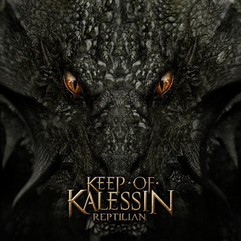 Keep Of Kalessin - Reptilian CD