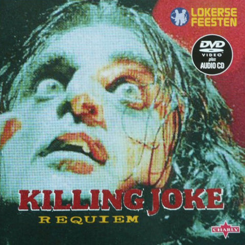 Killing Joke - Requiem CD/DVD