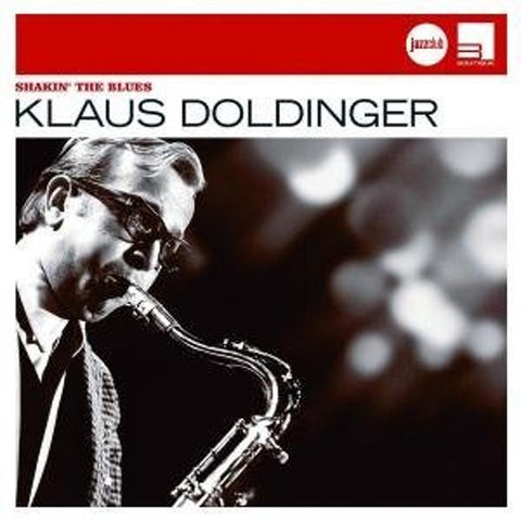 Klaus Doldinger - Shakin' The Blues CD