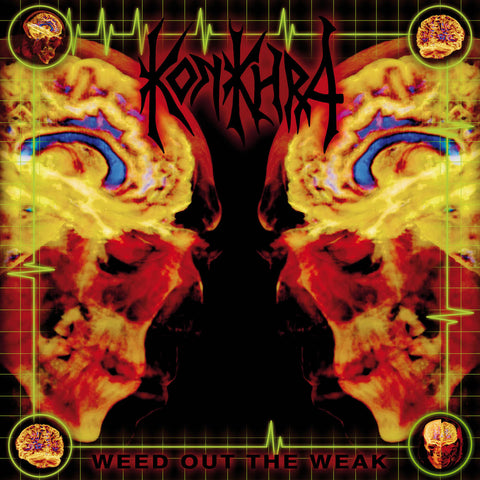 Konkhra - Weed Out The Weak CD DIGIPACK