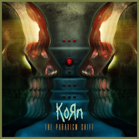 Korn - The Paradigm Shift CD