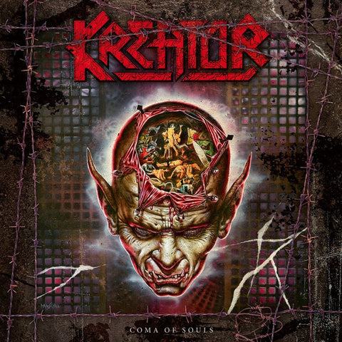 Kreator - Coma Of Souls CD DOUBLE DIGIPACK