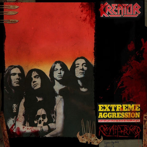 Kreator - Extreme Aggression CD DOUBLE DIGIPACK
