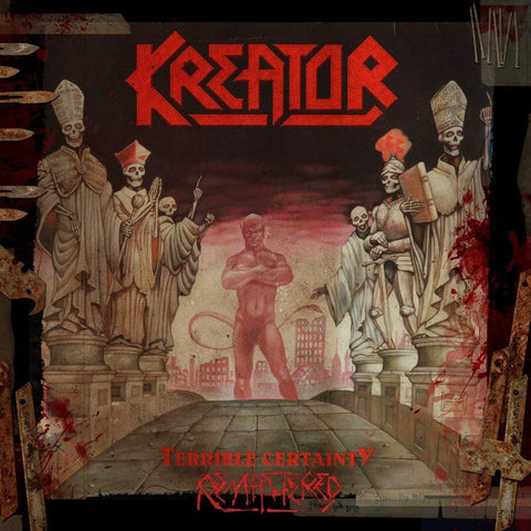 Kreator - Terrible Certainty CD DOUBLE DIGIPACK