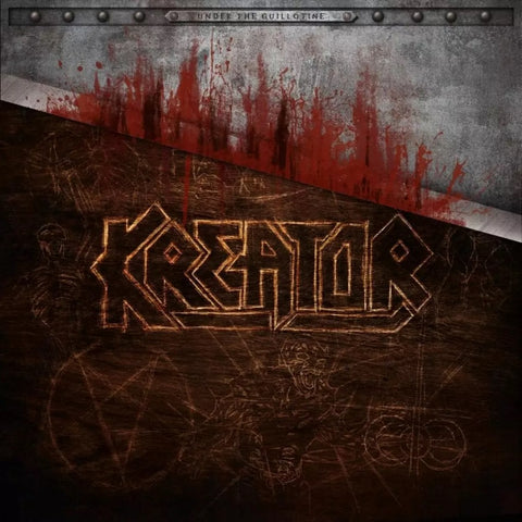 Kreator - Under the Guillotine CD DOUBLE DIGIBOOK
