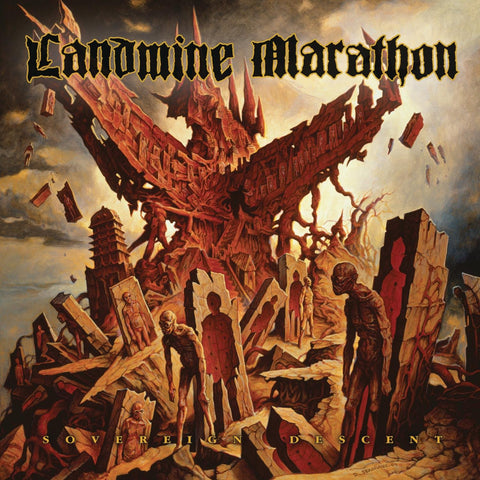 Landmine Marathon - Sovereign Descent CD