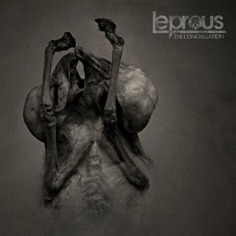 "Leprous - The Congregation VINYL DOUBLE 12"" PICTURE DISC"