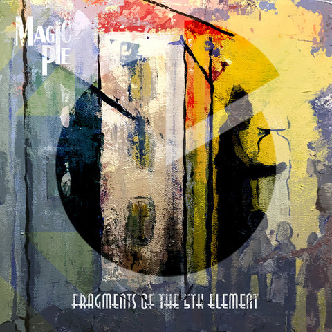 Magic Pie - Fragments Of The 5th Element CD