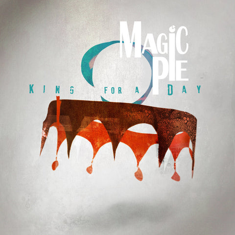 Magic Pie - King For A Day CD