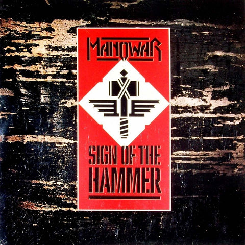 Manowar - Sign Of The Hammer CD