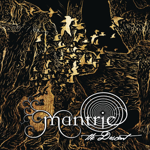 Mantric - The Descent CD DIGIPACK