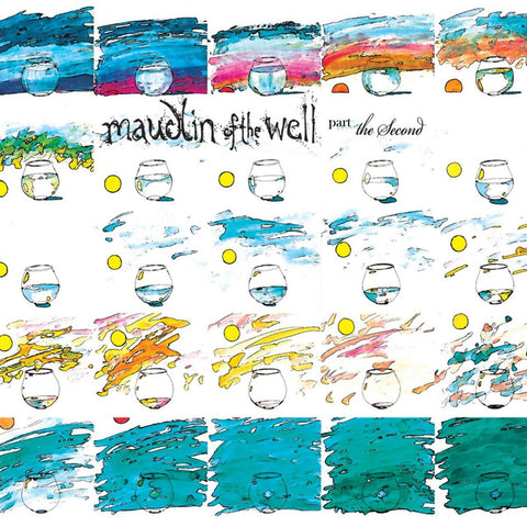 Maudlin Of The Well - Part The Second CD