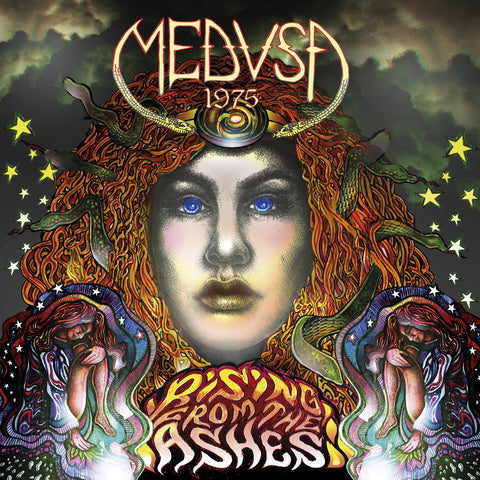 Medusa1975 - Rising From The Ashes CD DIGISLEEVE