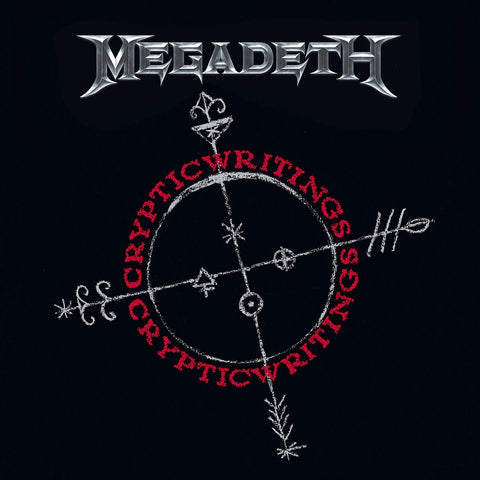 Megadeth - Cryptic Writings CD