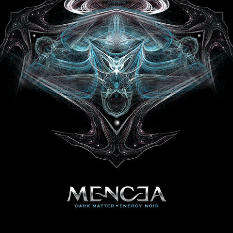 Mencea - Dark Matter, Energy Noir CD/DVD
