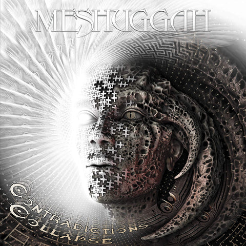 Meshuggah - Contradictions Collapse VINYL DOUBLE 12""