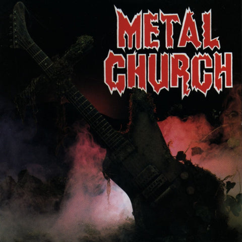 Metal Church - Metal Church VINYL 12""