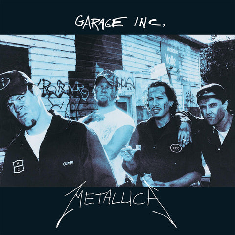 Metallica - Garage Inc. CD DOUBLE