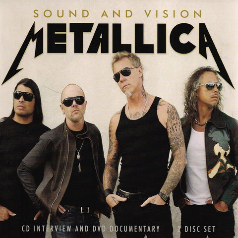 Metallica - Sound And Vision CD/DVD