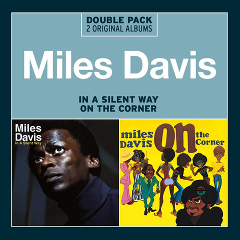 Miles Davis - In A Silent Way/On The Corner CD DOUBLE