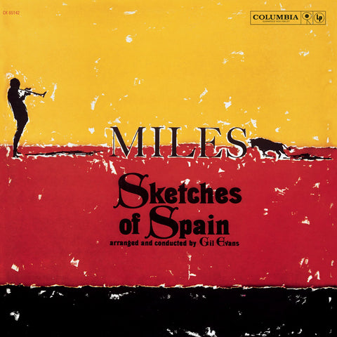 Miles Davis - Sketches Of Spain VINYL 12""