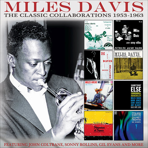 Miles Davis - The Classic Collaborations 1953-1963 CD BOX