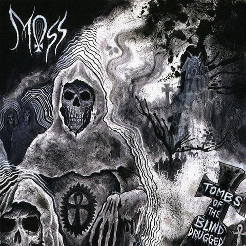 Moss - Tombs Of The Blind Drugged CD DIGIPACK