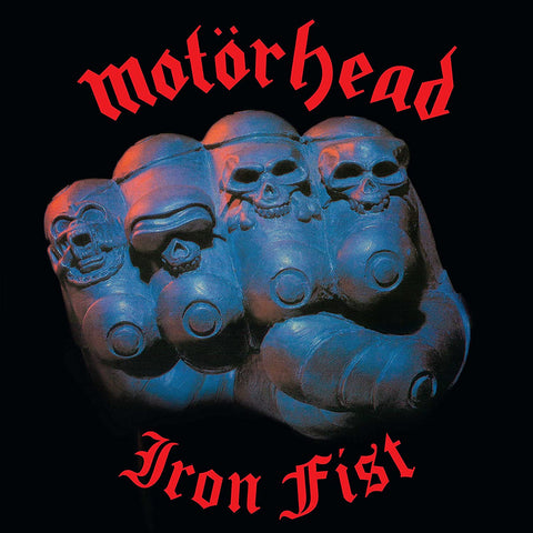 Motörhead - Iron Fist CD