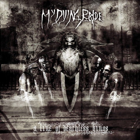 My Dying Bride - A Line Of Deathless Kings VINYL DOUBLE 12""