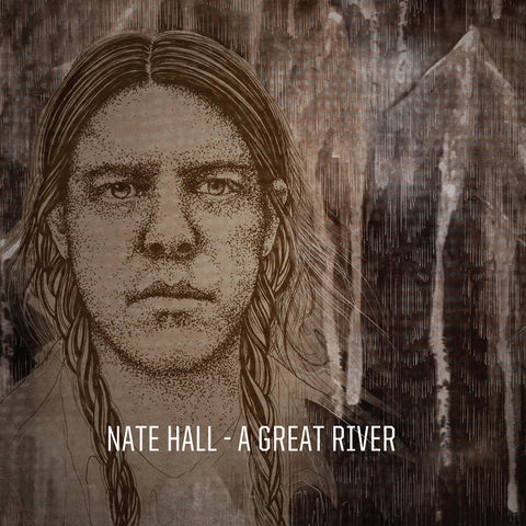 Nate Hall - A Great River CD