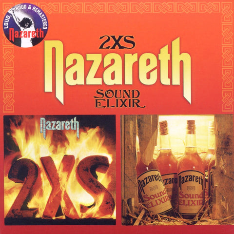 Nazareth - 2XS/Sound Elixir CD DIGISLEEVE
