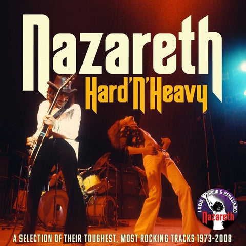 Nazareth - Hard'N'Heavy CD DIGIPACK