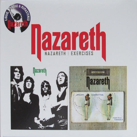 Nazareth - Nazareth/Exercises CD DIGISLEEVE