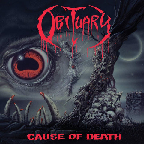 Obituary - Cause Of Death CD