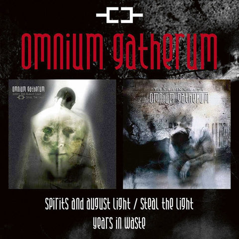 Omnium Gatherum - The Nuclear Blast Recordings CD DOUBLE