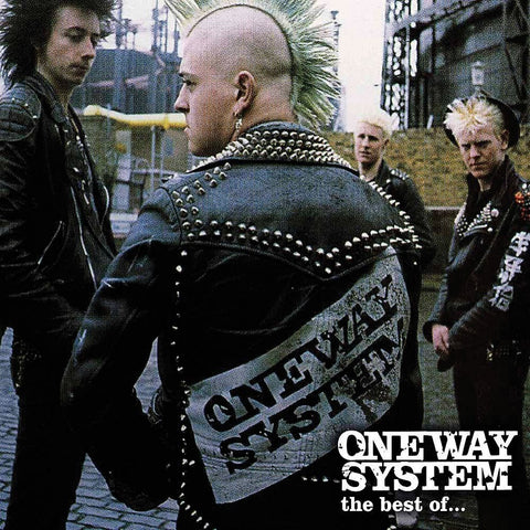 One Way System - The Best Of... CD DIGIPACK