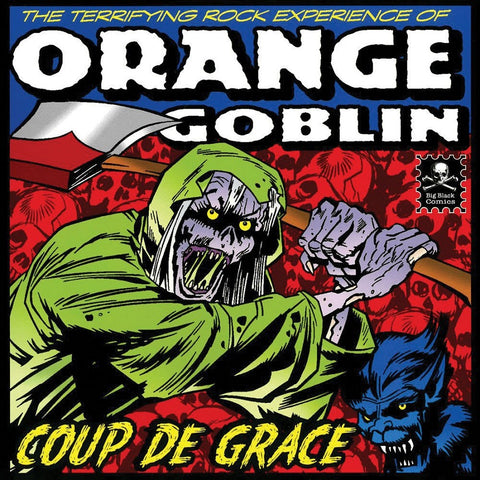 Orange Goblin - Coup De Grace CD DIGIPACK