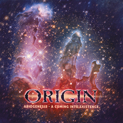 Origin - Abiogenesis: A Coming Into Existence CD DIGIPACK