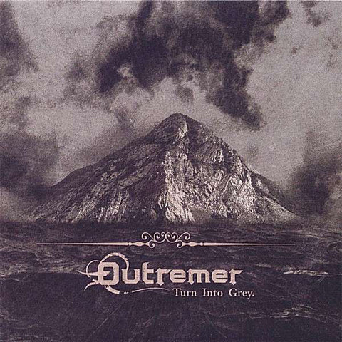 Outremer - Turn Into Grey. CD DIGIPACK
