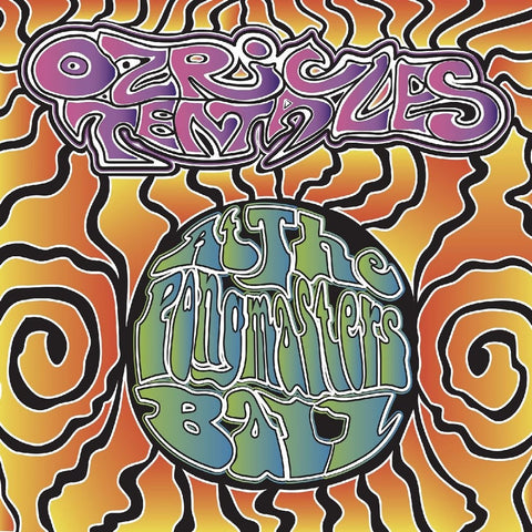 Ozric Tentacles - At The Pongmasters Ball CD/DVD DIGIBOOK