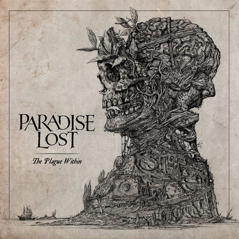 Paradise Lost - The Plague Within CD