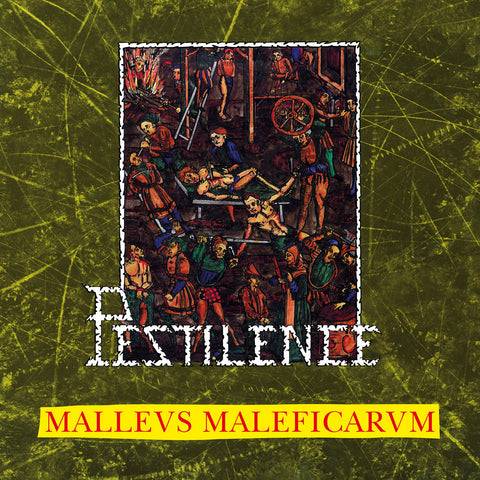 Pestilence - Malleus Maleficarum CD DOUBLE