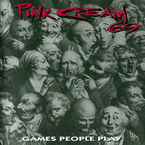 Pink Cream 69 - Games People Play CD