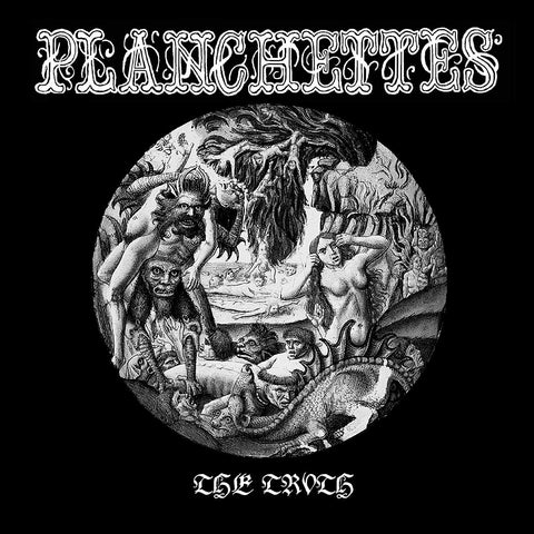 Planchettes - The Truth CD