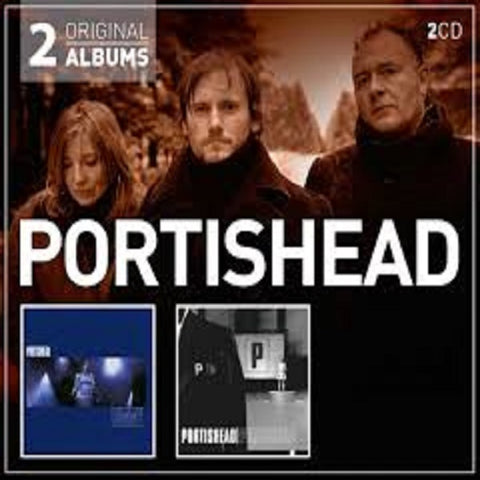 Portishead - Dummy & Portishead CD DOUBLE