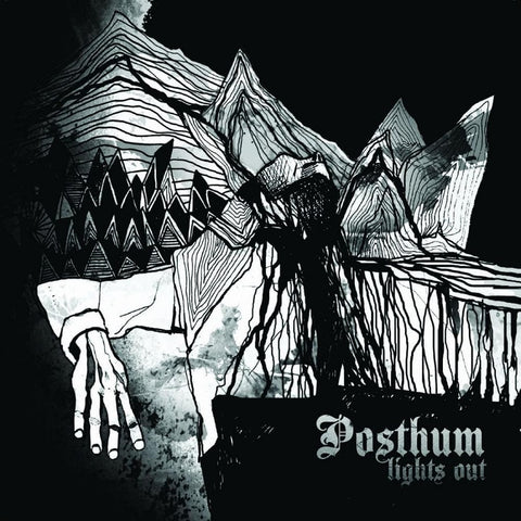 Posthum - Lights Out CD