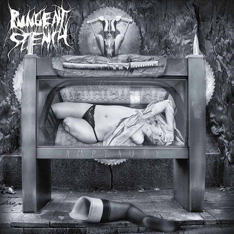 Pungent Stench - Ampeauty CD DIGIPACK