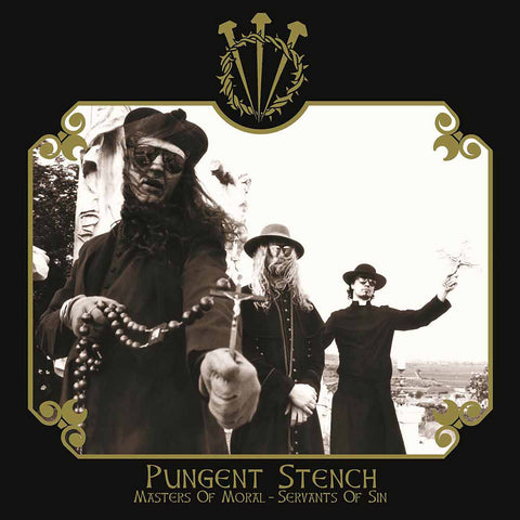 Pungent Stench - Masters Of Moral - Servants Of Sin CD DIGIPACK