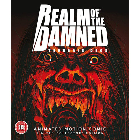 Alec Worley - Realm Of The Damned: Tenebris Deos BLU-RAY