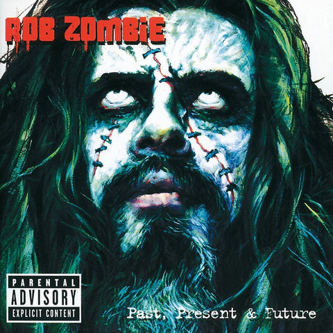 Rob Zombie - Past, Present & Future CD/DVD